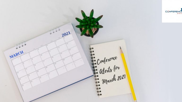 Conference Alerts March 2021